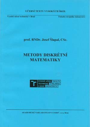 Šlapal J.: Metody diskrétní matematiky