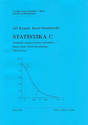 Kropáč J., Doubravský K.: Statistika C