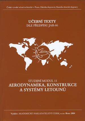 Slavík a kol.: Aerodynamika, konstrukce a systémy letounů