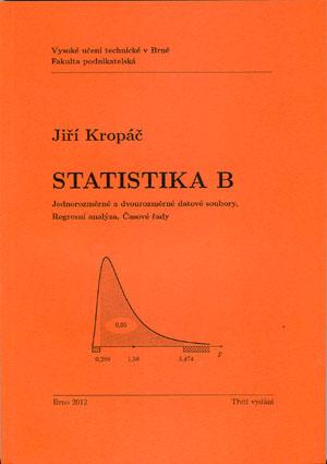 Kropáč Jiří: Statistika B