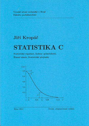 Kropáč Jiří: Statistika C