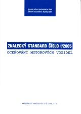 Krejčíř, Bradáč: Znalecký standard I/2005. Oceňování motorových vozidel