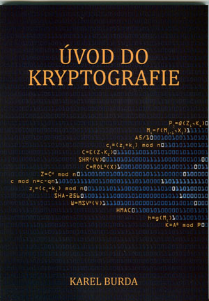 Burda Karel: Úvod do kryptografie